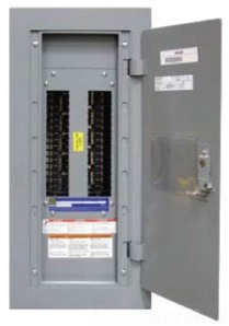 SQUARE D NQ442L2 PANEL RELIABLE BREAKER AND CONTROLS TEXAS